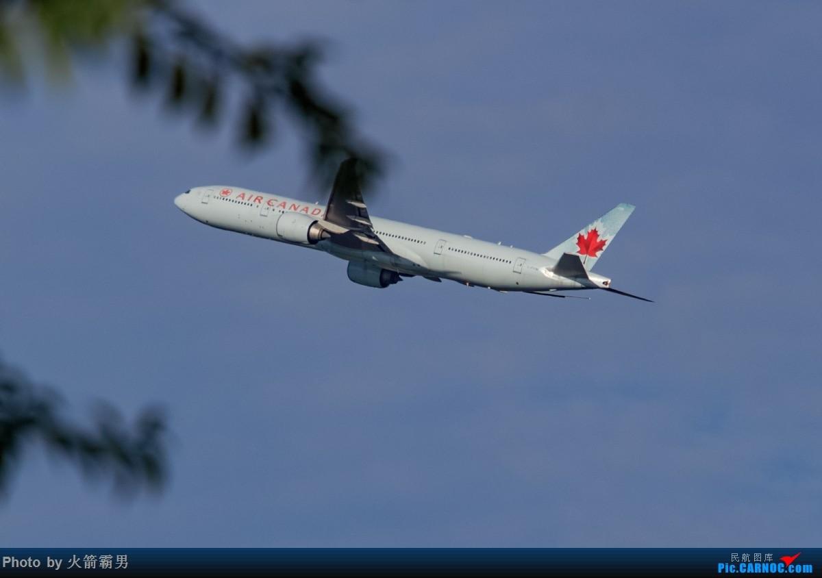 Re:【Rocketman】8.23 PEK拍机纪行 BOEING 777-300ER C-FIVM 中国北京首都国际机场