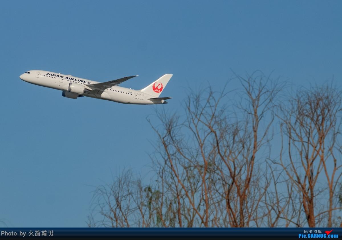Re:[原创]【Rocketman】8.23 PEK拍机纪行 BOEING 787-8 JA841J 中国北京首都国际机场