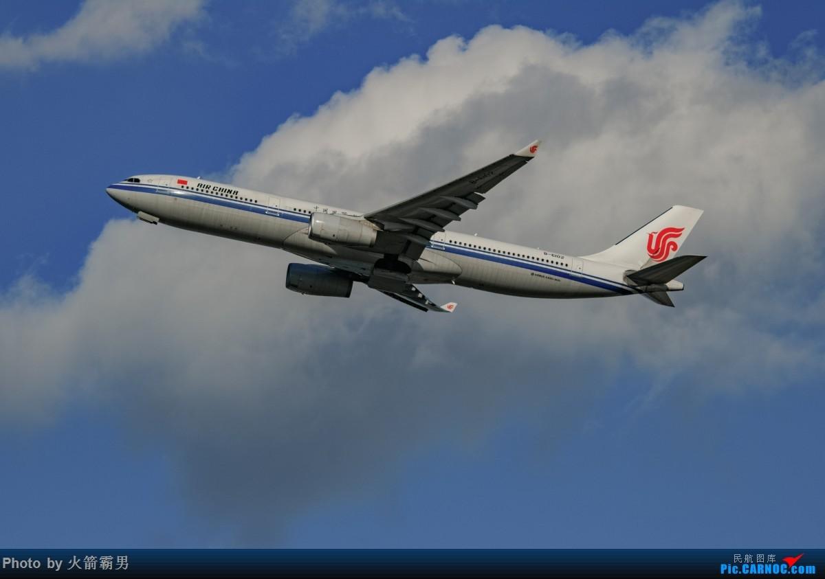 Re:[原创]【Rocketman】8.23 PEK拍机纪行 AIRBUS A330-300 B-6102 中国北京首都国际机场