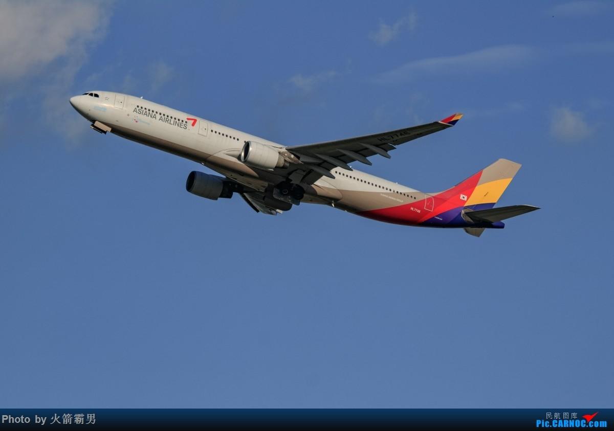 Re:[原创]【Rocketman】8.23 PEK拍机纪行 AIRBUS A330-300 HL-7746 中国北京首都国际机场
