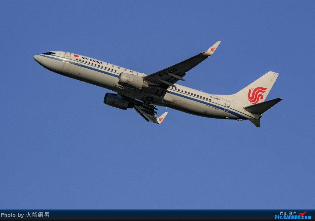 Re:[原创]【Rocketman】8.23 PEK拍机纪行 BOEING 737-800 B-5496 中国北京首都国际机场