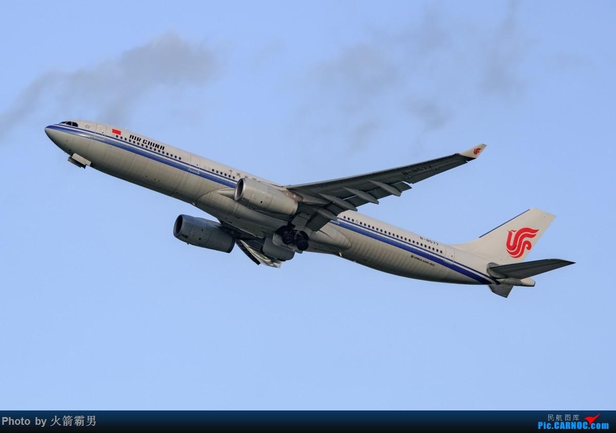 Re:[原创]【Rocketman】8.23 PEK拍机纪行 AIRBUS A330-300 B-8577 中国北京首都国际机场