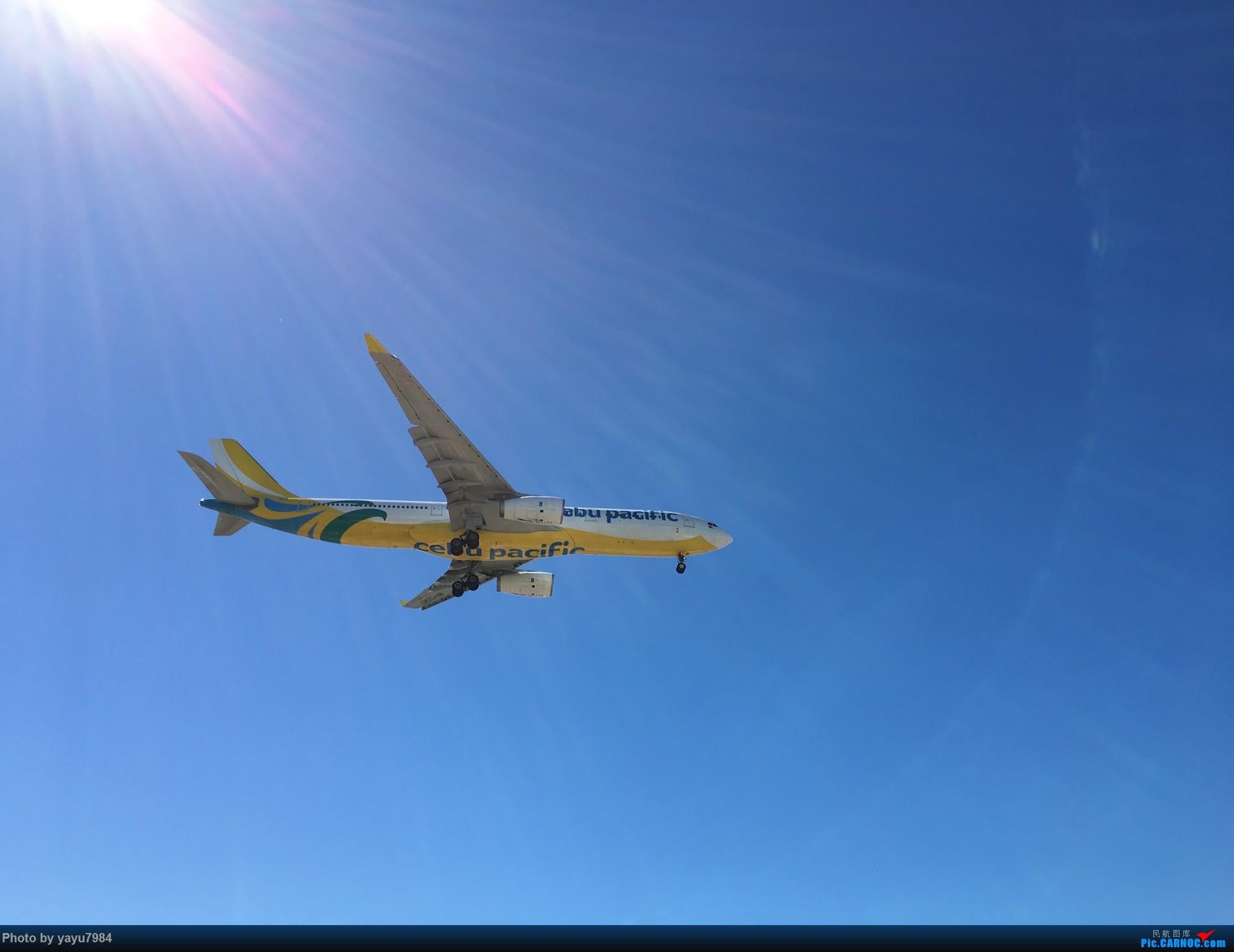 Re:[原创][SYD] 久违的南向起降,纪录16R拍机之行 AIRBUS A330-300 RP-C3347 澳大利亚悉尼金斯福德·史密斯机场