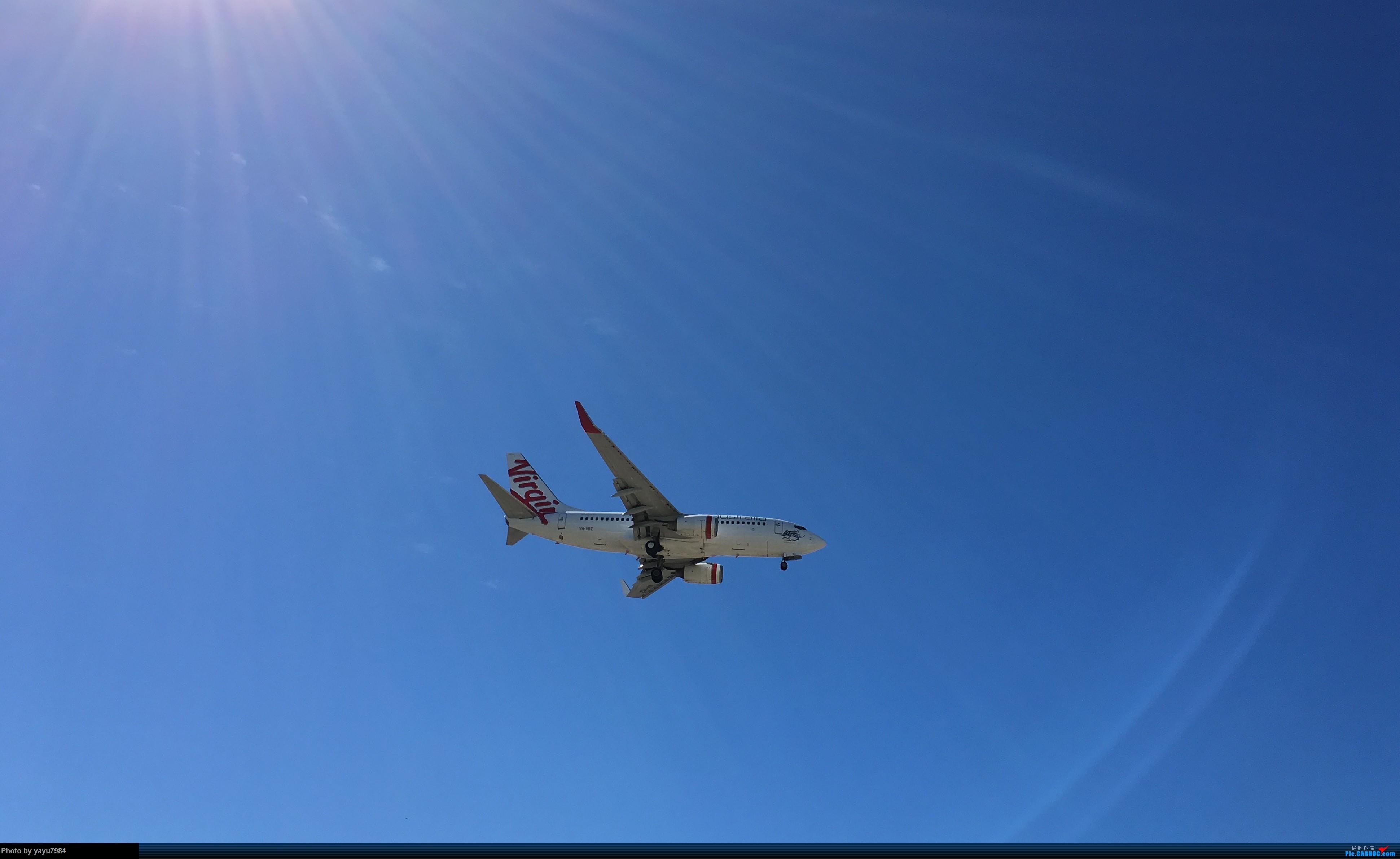 Re:[原创][SYD] 久违的南向起降,纪录16R拍机之行 BOEING 737-700 VH-VBZ 澳大利亚悉尼金斯福德·史密斯机场