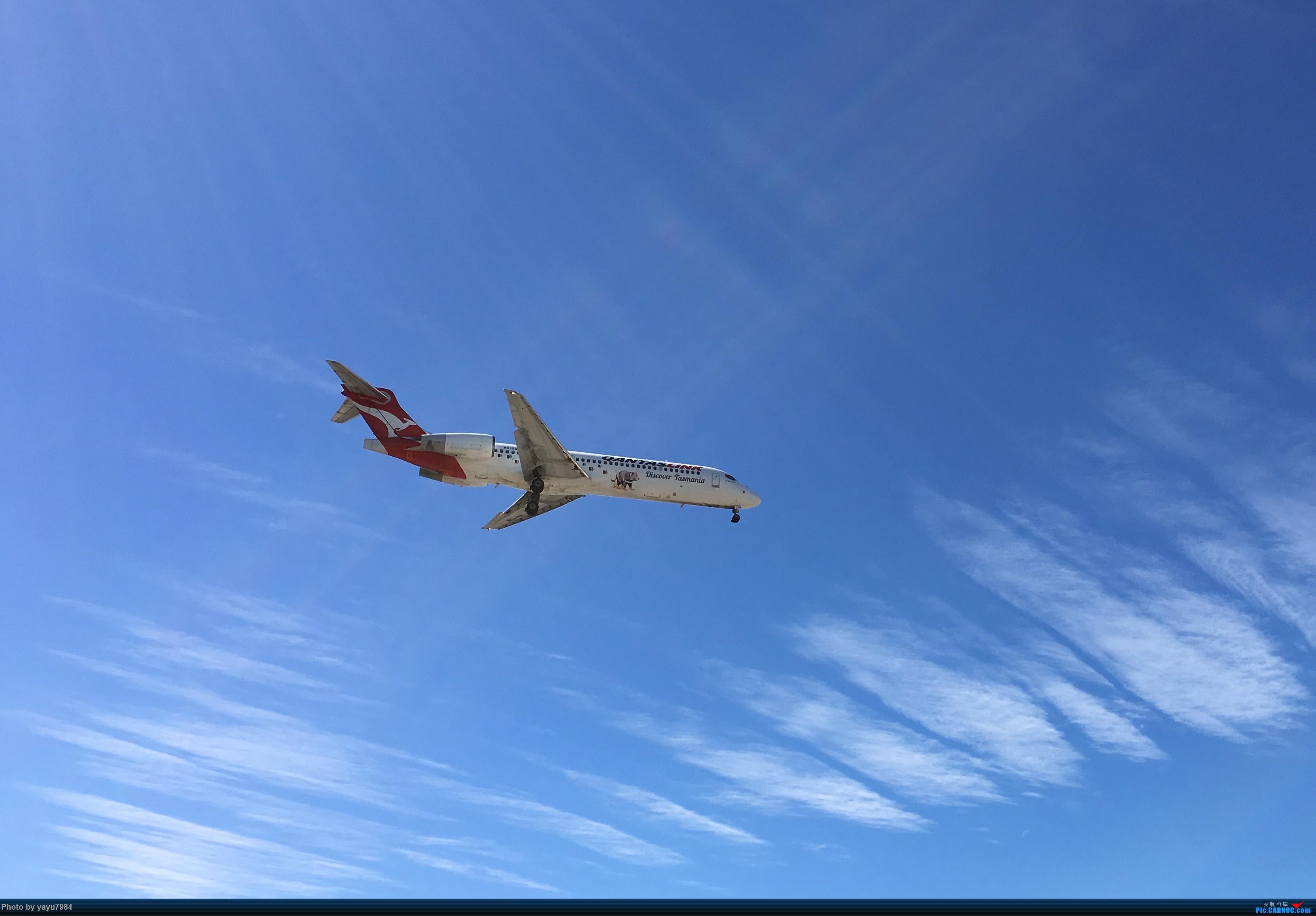 Re:[原创][SYD] 久违的南向起降,纪录16R拍机之行 BOEING 717-200 VH-YQW 澳大利亚悉尼金斯福德·史密斯机场