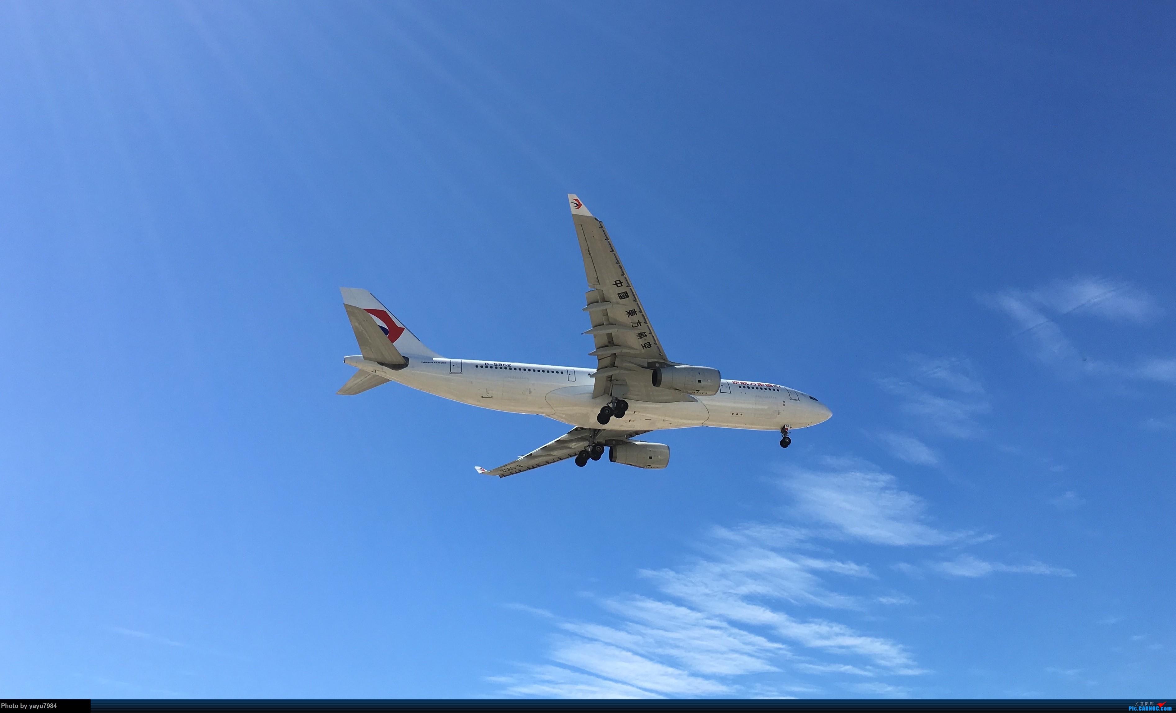Re:[原创][SYD] 久违的南向起降,纪录16R拍机之行 AIRBUS A330-200 B-5952 澳大利亚悉尼金斯福德·史密斯机场