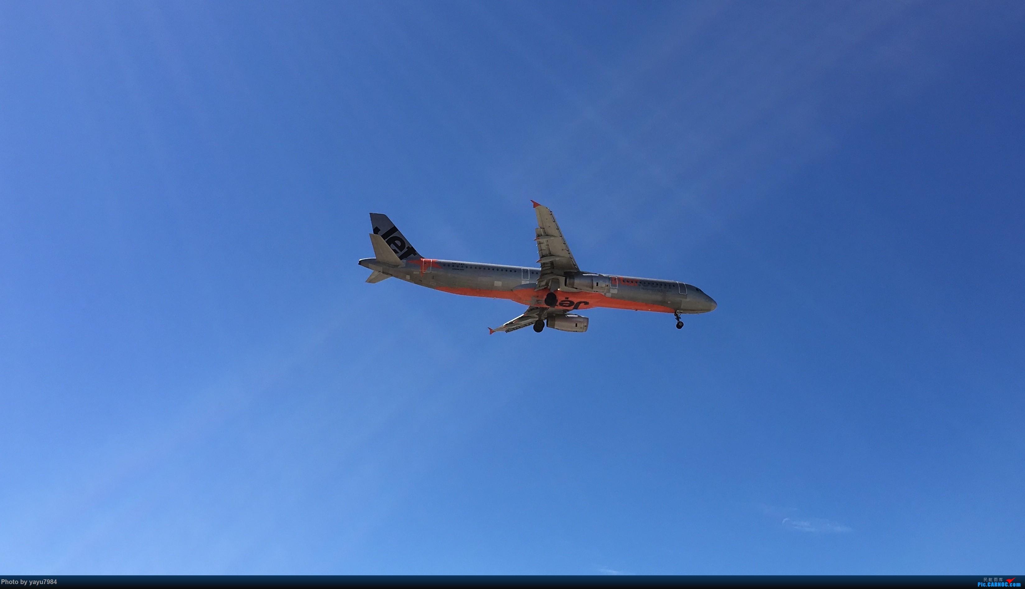 Re:[原创][SYD] 久违的南向起降,纪录16R拍机之行 AIRBUS A321-200 VH-VWZ 澳大利亚悉尼金斯福德·史密斯机场