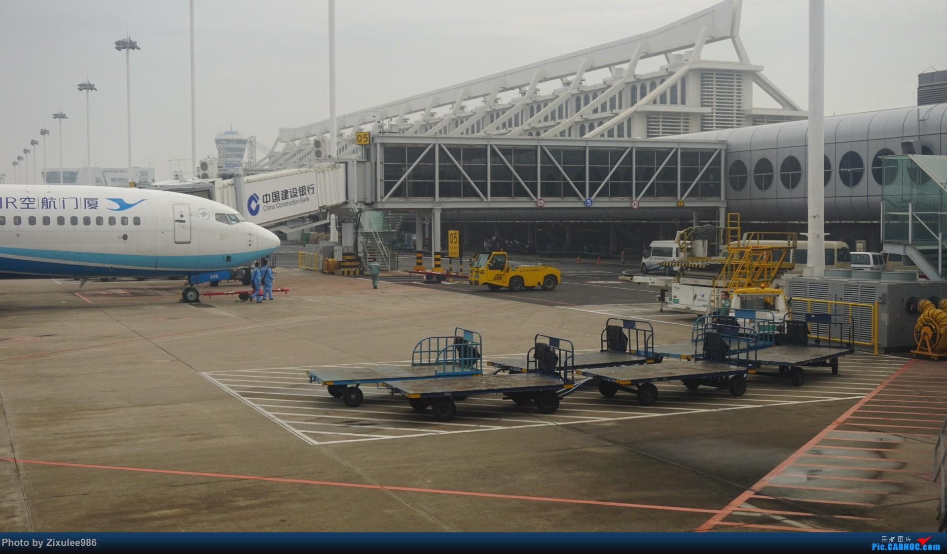 Re:[原创][XMN]寒假东北游随拍--厦航篇~头一次拍752 BOEING 737-85C(WL) B-5306 中国厦门高崎国际机场