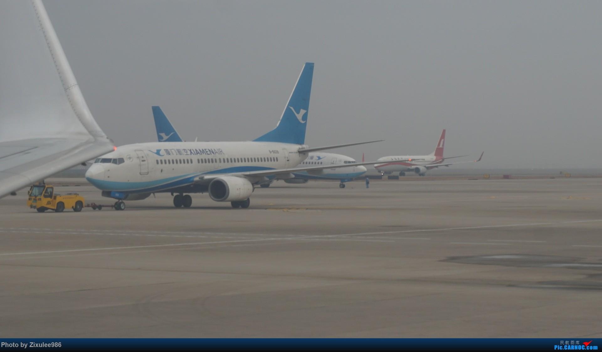 Re:[原创][XMN]寒假东北游随拍--厦航篇~头一次拍752 BOEING 737-75C B-5039 中国厦门高崎国际机场