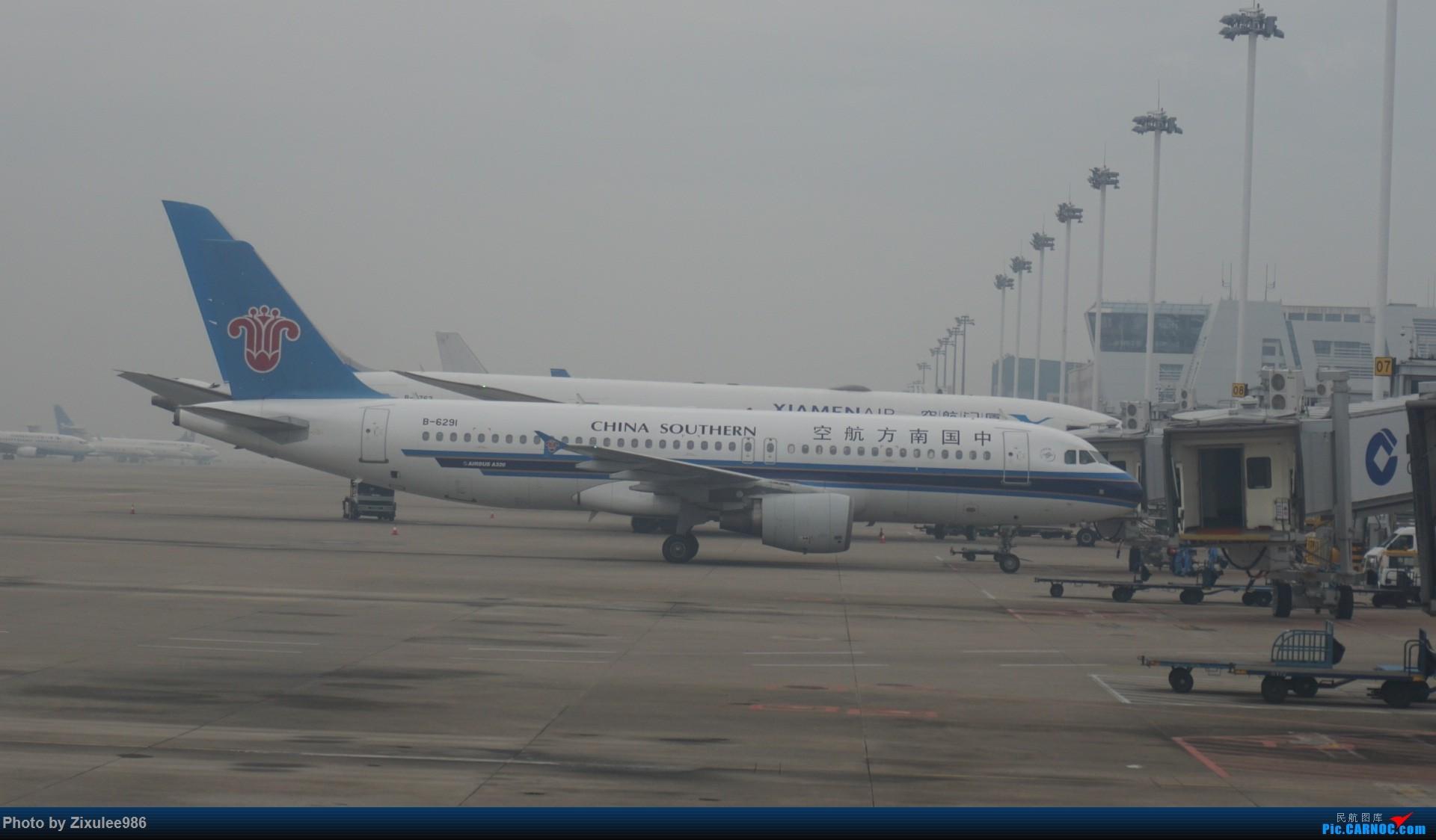 Re:[原创][XMN]寒假东北游随拍--厦航篇~头一次拍752 AIRBUS A320-200 B-6291 中国厦门高崎国际机场