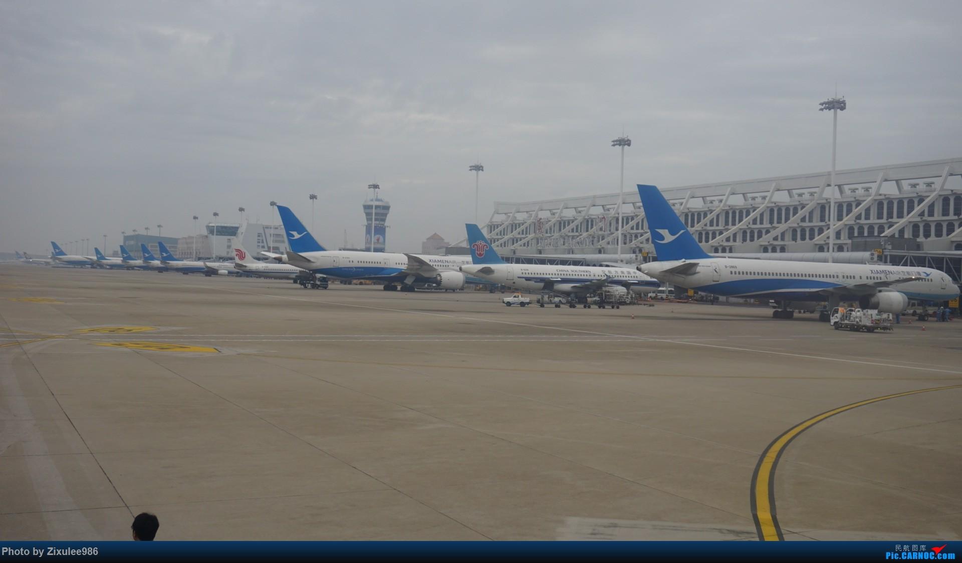 Re:[原创][XMN]寒假东北游随拍PART1--厦航篇~头一次拍752 BOEING 757-200 B-2869 中国厦门高崎国际机场 中国厦门高崎国际机场