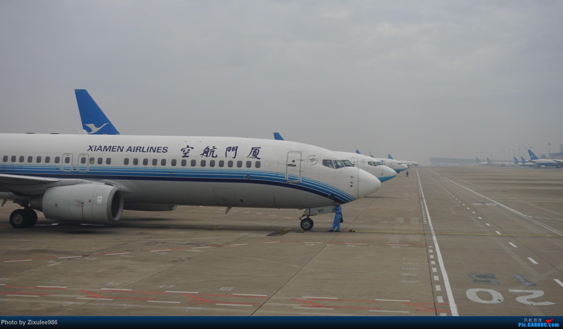 Re:[原创][XMN]寒假东北游随拍PART1--厦航篇~头一次拍752 BOEING 737-85C(WL) B-5601 中国厦门高崎国际机场