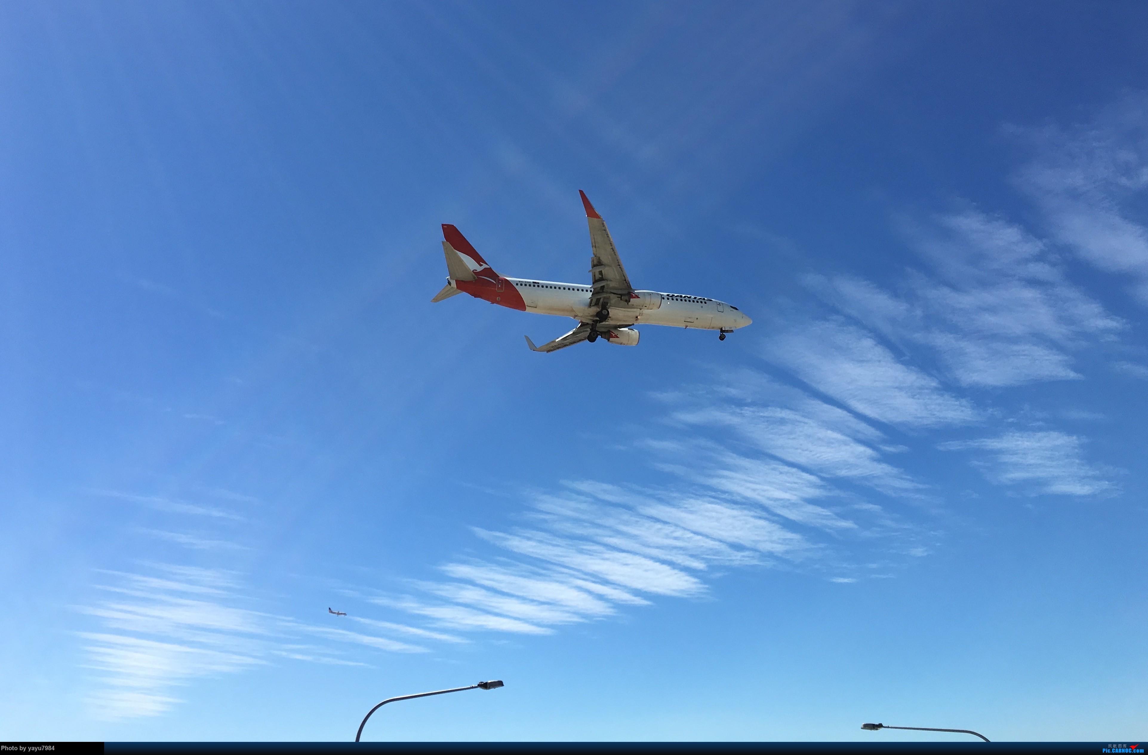 Re:[原创][SYD] 久违的南向起降,纪录16R拍机之行 BOEING 737-800 VH-VXC 澳大利亚悉尼金斯福德·史密斯机场