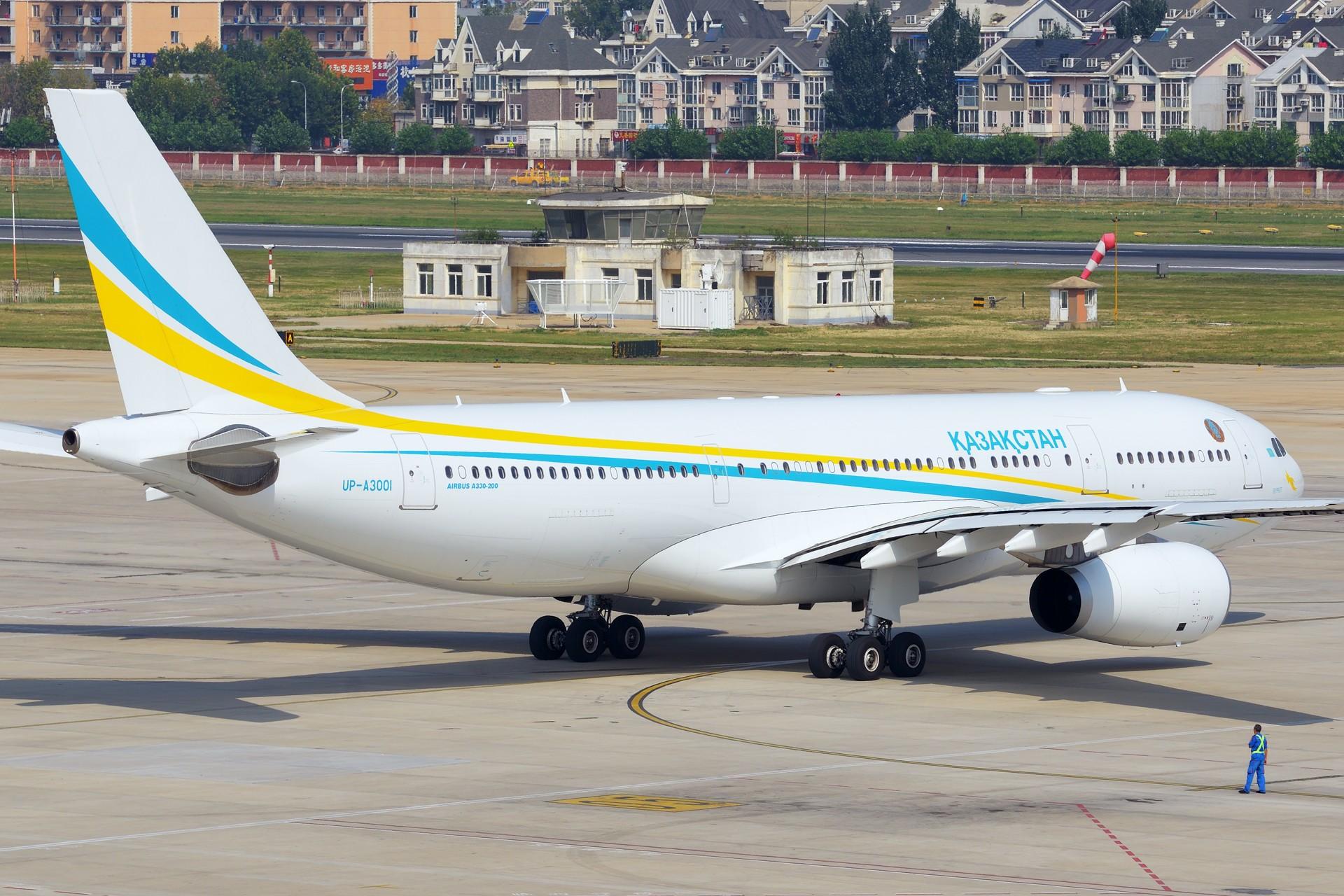 Re:[原创]★[DLC]一点有趣的事情(国庆加点儿料)★ AIRBUS A330-200 UP-A3001 中国大连国际机场