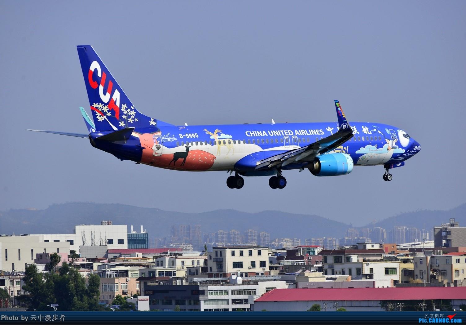 Re:[原创]双节前狠狠地拍了一天的机 BOEING 737-800 B-5665 中国厦门高崎国际机场