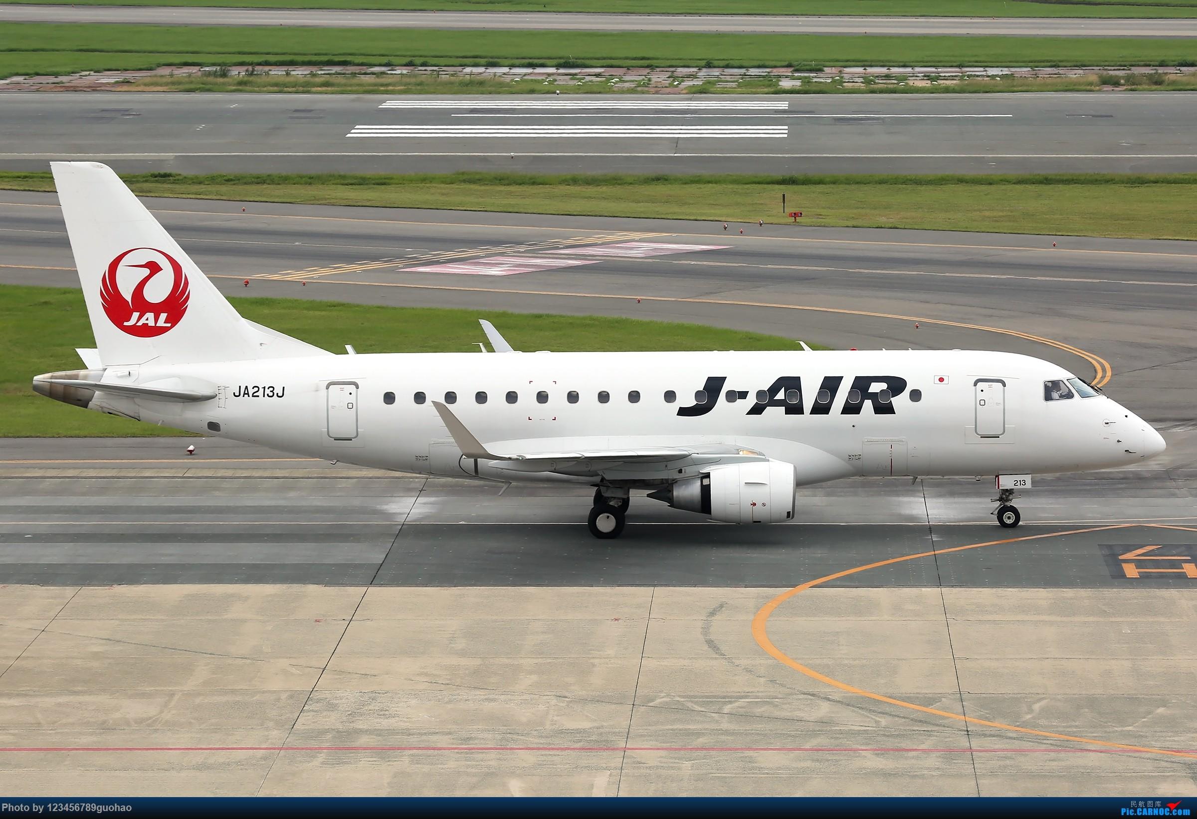 Re:[原创]日一组 EMBRAER E-170 JA213J 日本福冈机场