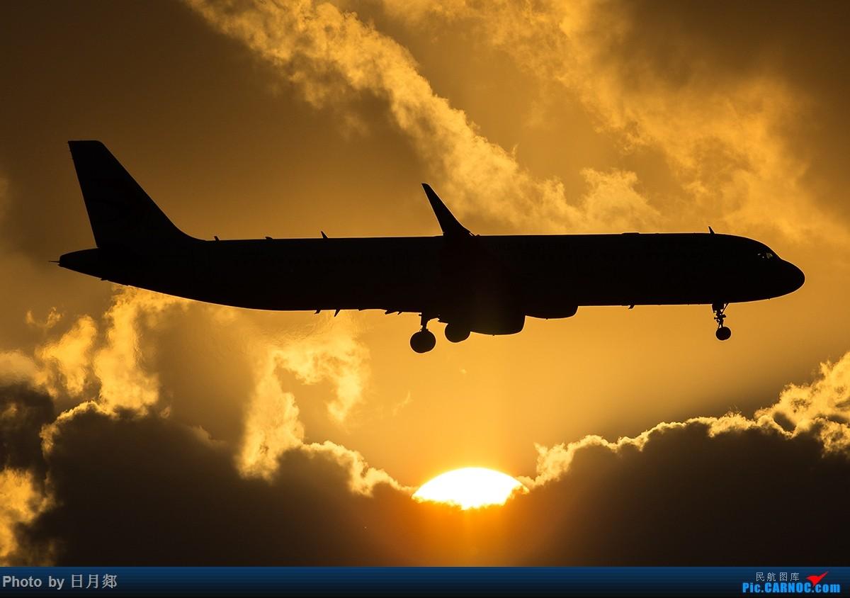 [原创]剪影几张 AIRBUS A321-200 B-8163 中国上海浦东国际机场