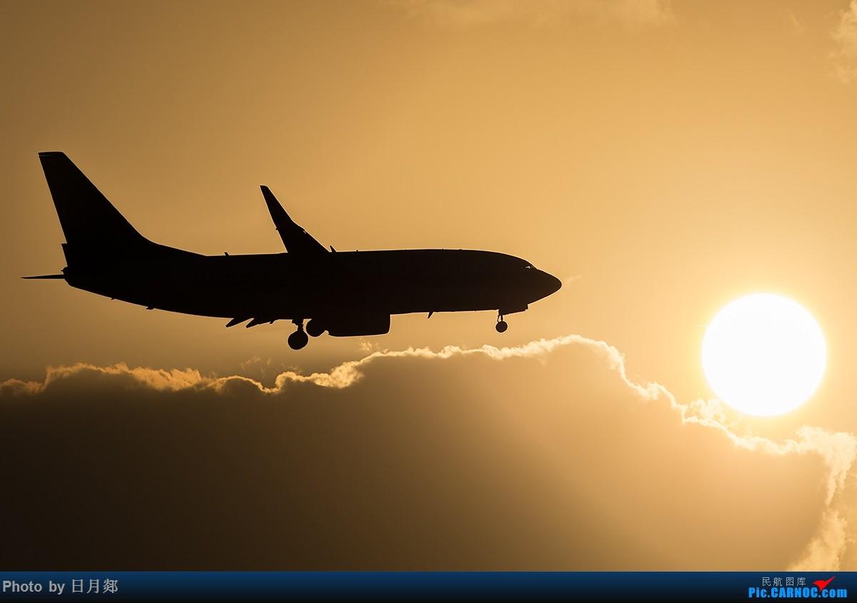 Re:[原创]剪影几张 BOEING 737-700 B-5240 中国上海浦东国际机场
