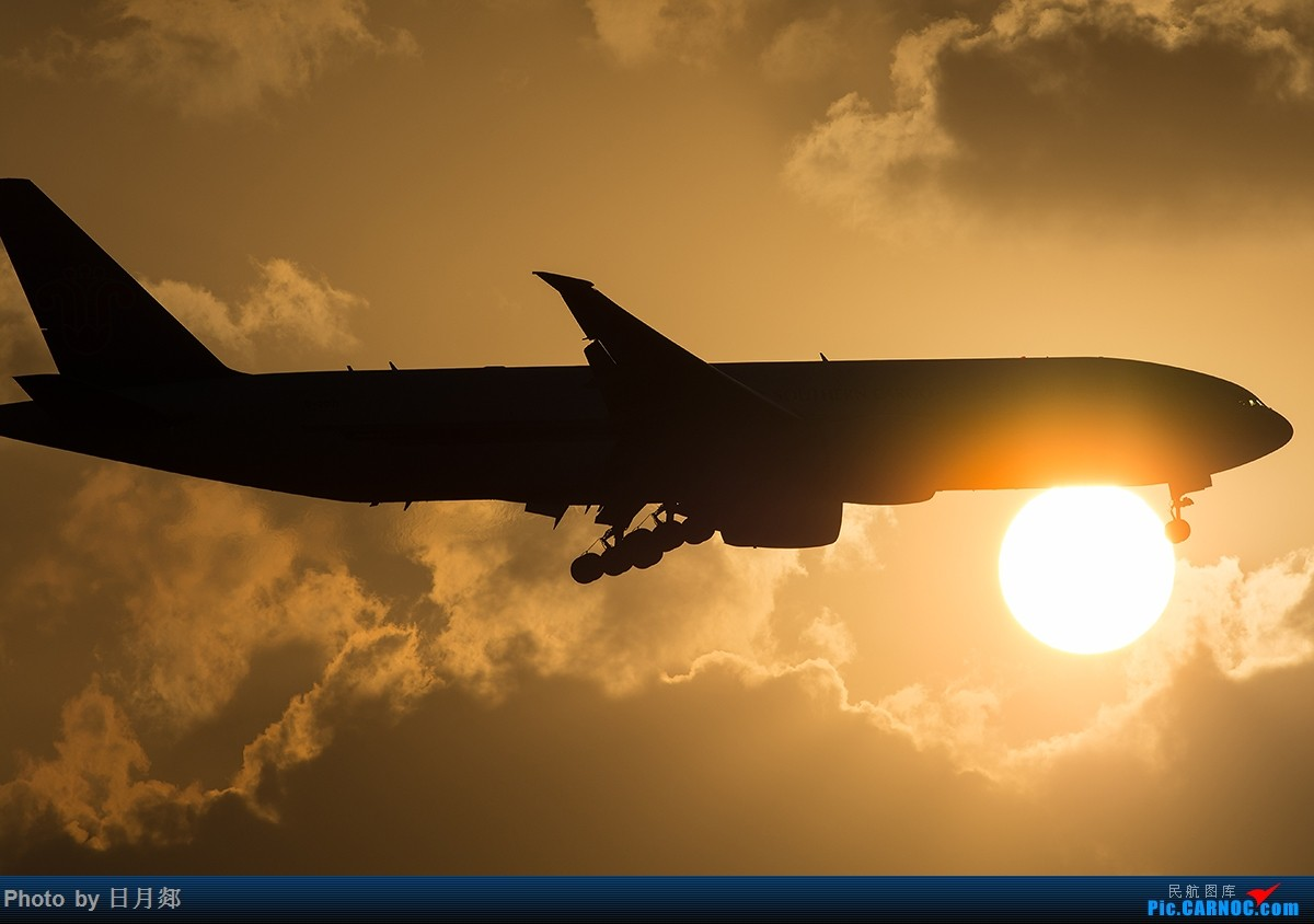 Re:[原创]剪影几张 BOEING 777-200 B-2071 中国上海浦东国际机场