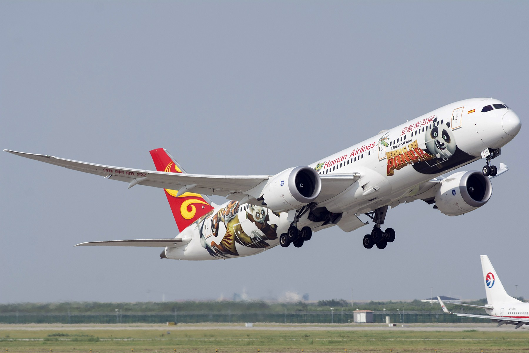 Re:[PVG] 迎来送往白斩熊猫 BOEING 787-9 B-1540 中国上海浦东国际机场