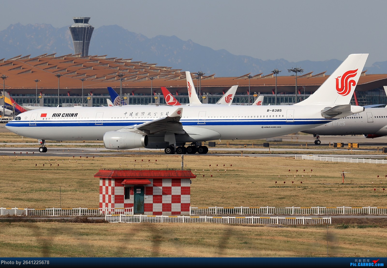 Re:杂图一组 AIRBUS A330-300 B-8385 中国北京首都国际机场