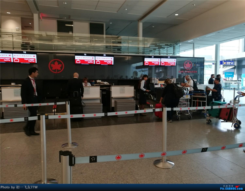 Re:[原创]蒙特利尔到海口,中转上海浦东    加拿大蒙特利尔特鲁多机场