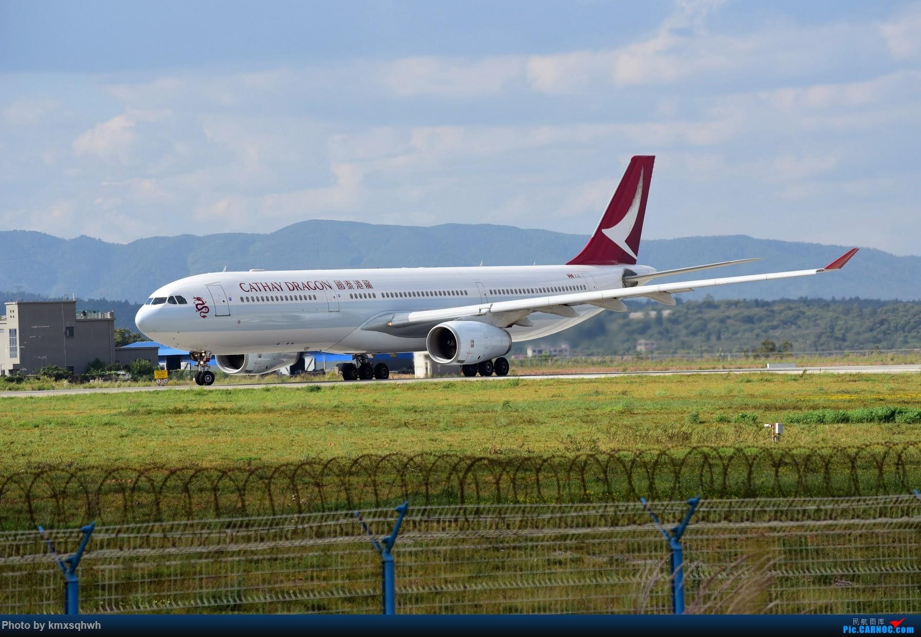 Re:[原创]国庆长水拍机 AIRBUS A330-300 B-HLE 中国昆明长水国际机场