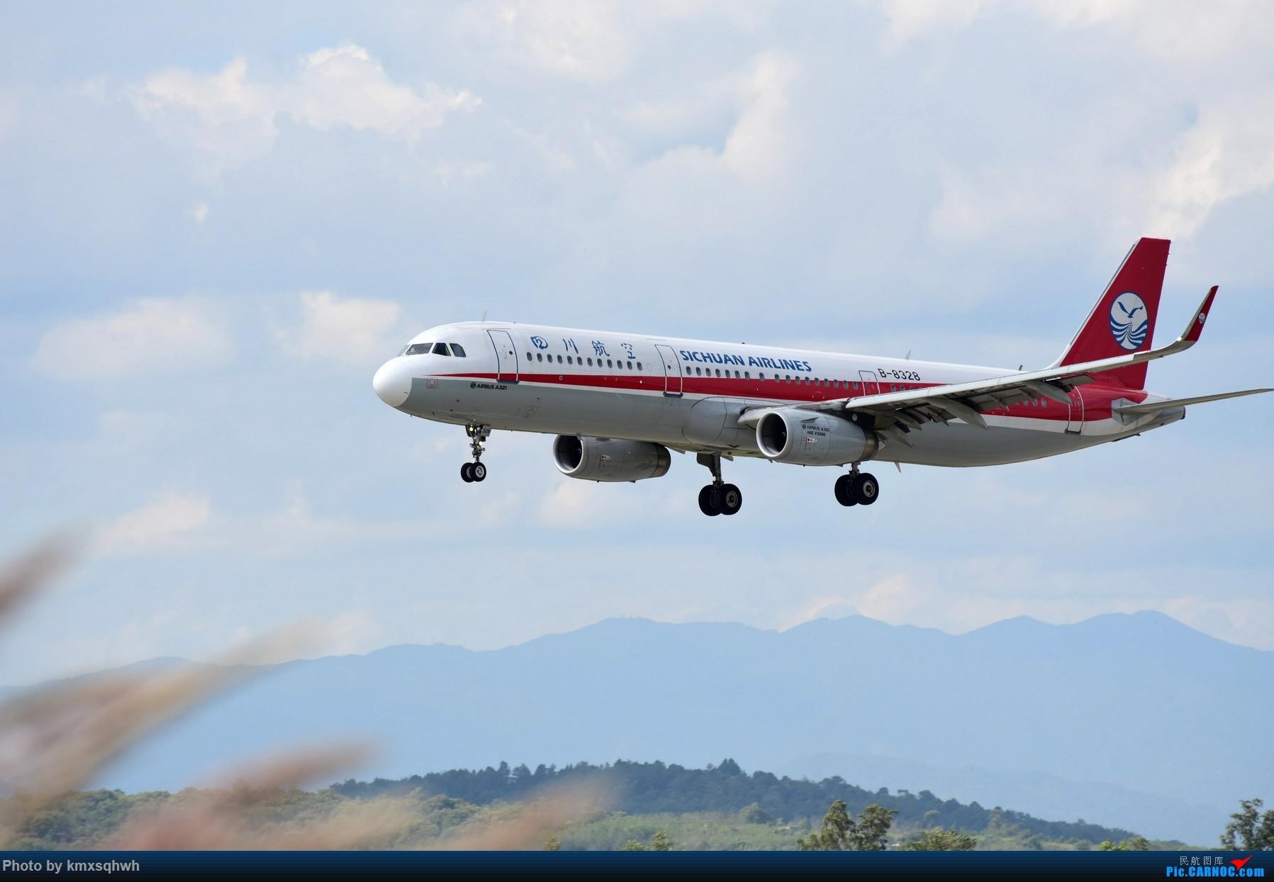 Re:[原创]国庆长水拍机 AIRBUS A321-200 B-8328 中国昆明长水国际机场