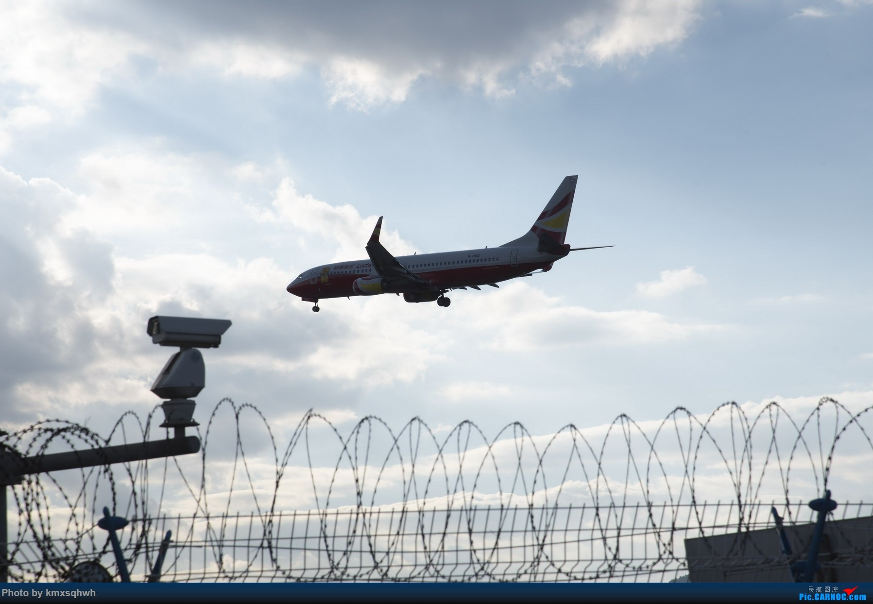 Re:[原创]国庆长水拍机 BOEING 737-800 B-7992 中国昆明长水国际机场
