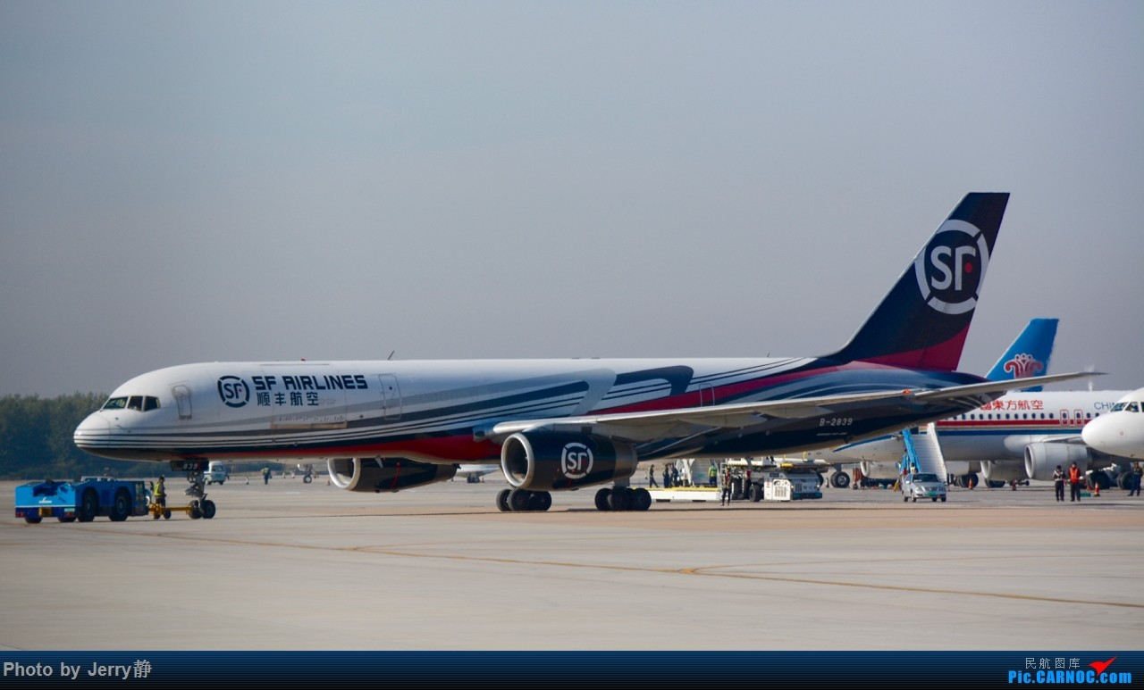 Re:[原创][SHE]沈阳桃仙机场,2017年国庆后拍机 BOEING 757-200 B-2839