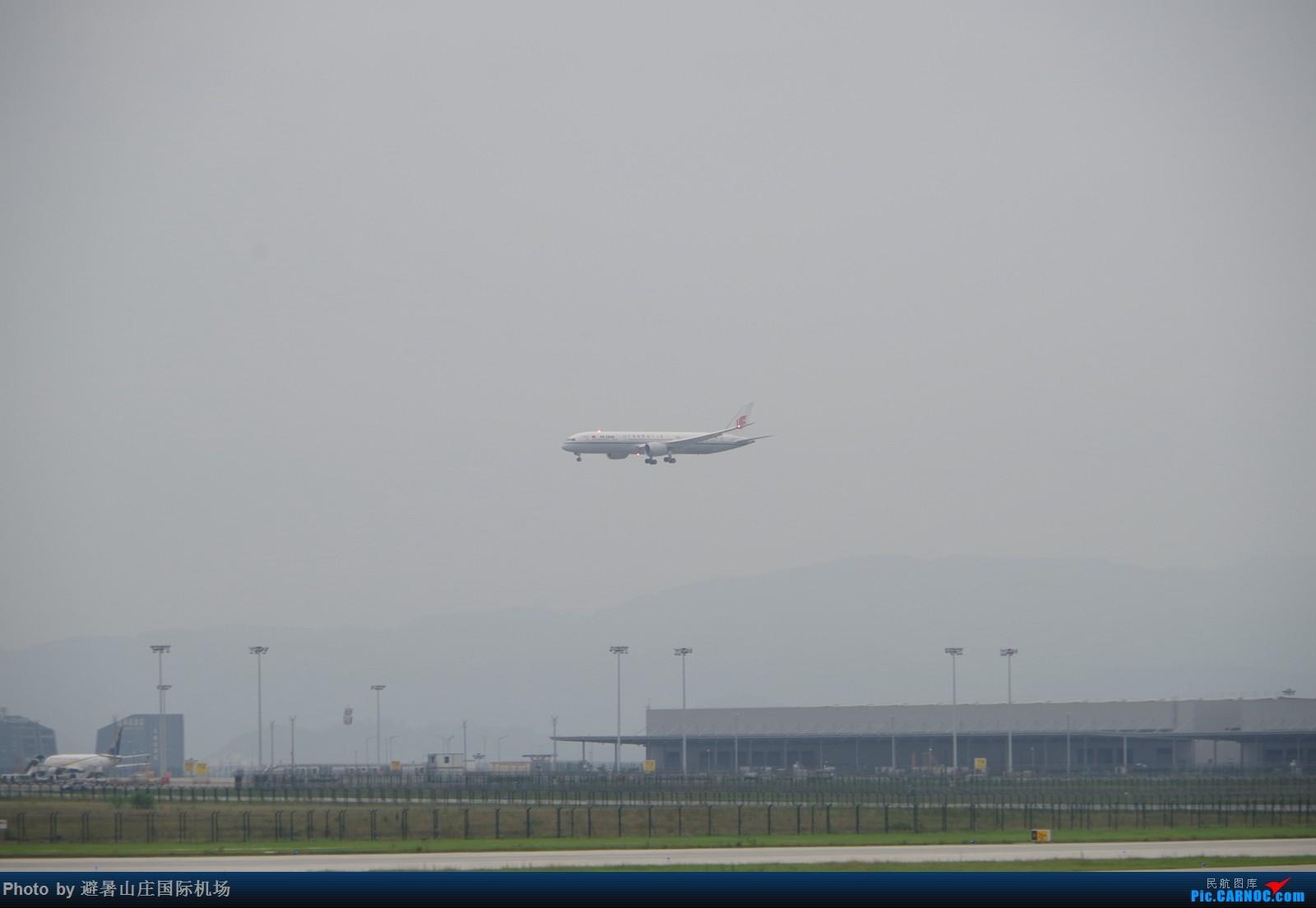 Re:CKG三跑神仙位首战 BOEING 787-9  中国重庆江北国际机场