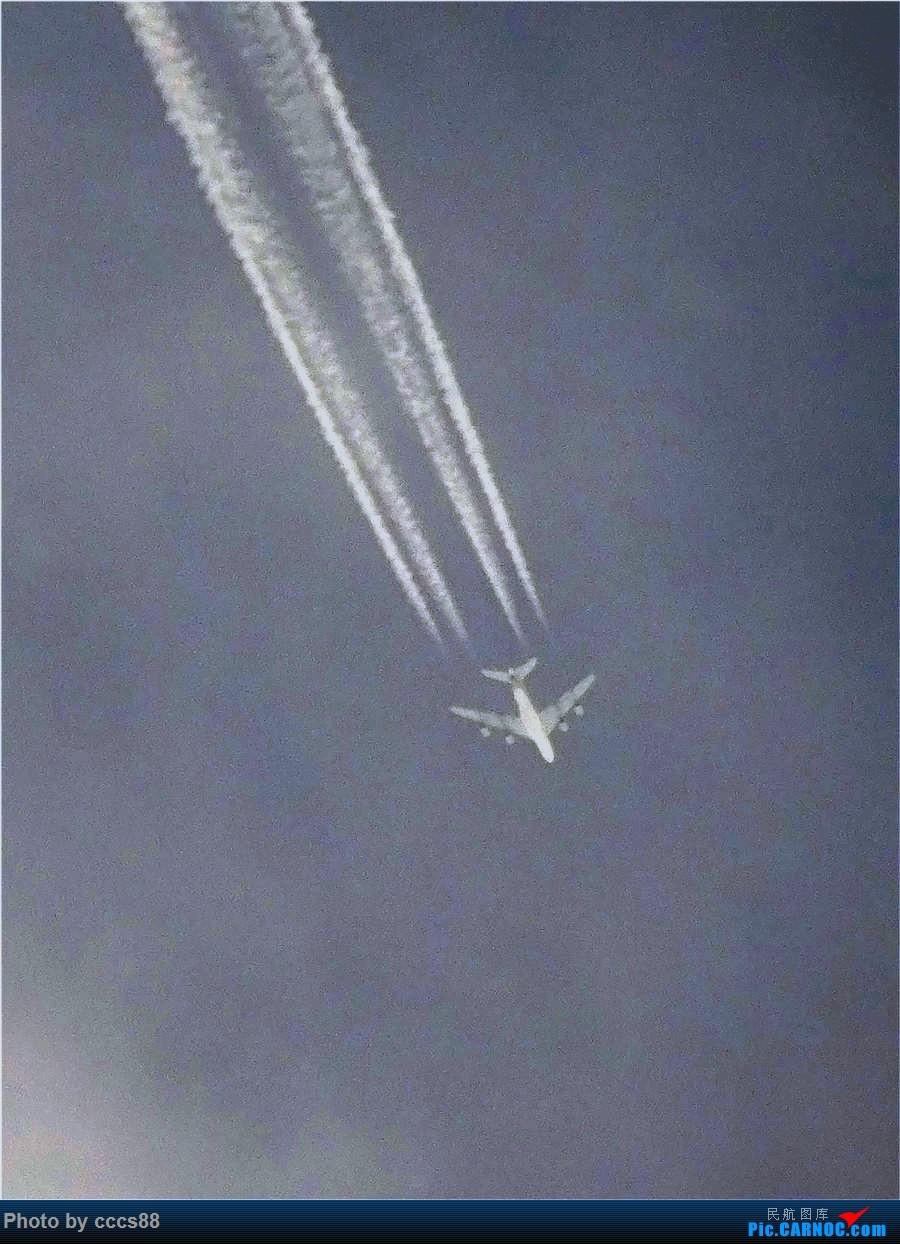 Re:[原创]10月7日中午拍飞经香港的新航380 A380  香港