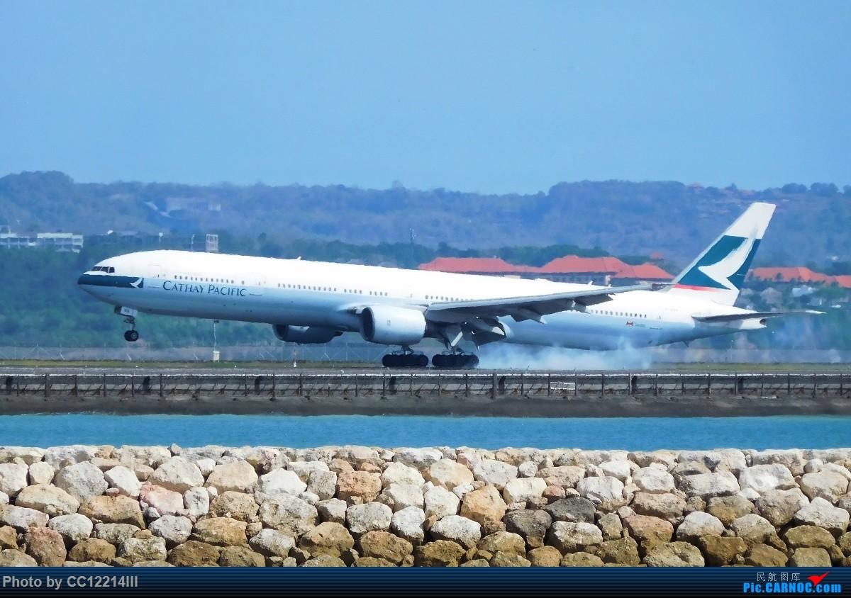 Re:[原创]DPS拍机萌新第一次发帖 BOEING 777-300 B-HNN 印度尼西亚巴厘岛登巴萨努拉·莱伊国际机场