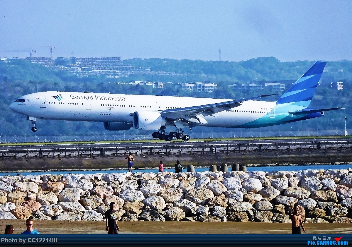 Re:DPS拍机萌新第一次发帖 BOEING 777-300ER PK-GIF 印度尼西亚巴厘岛登巴萨努拉·莱伊国际机场