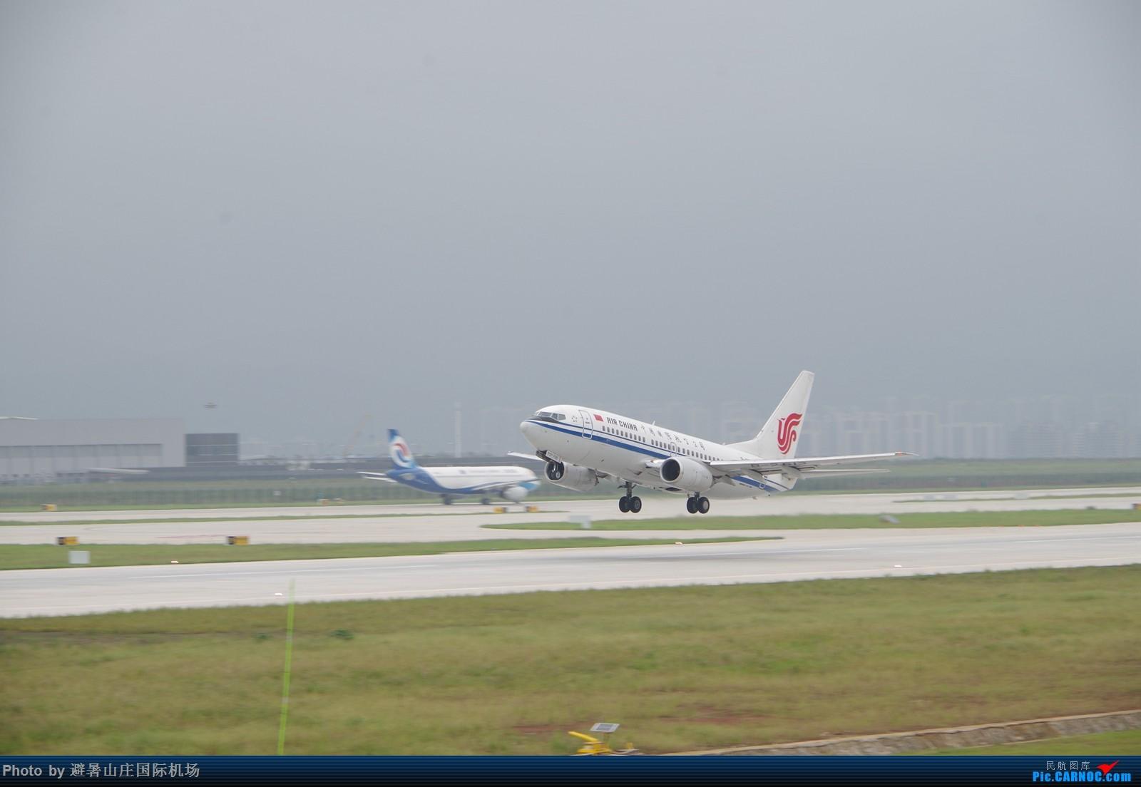 Re:CKG三跑神仙位首战 BOEING 737-700 B-2613 中国重庆江北国际机场