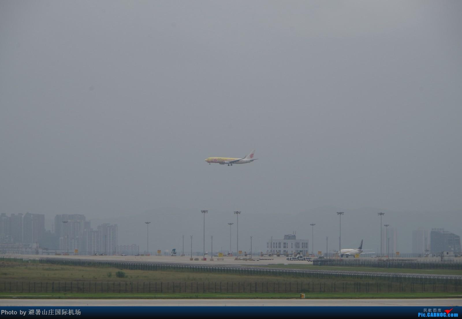 Re:CKG三跑神仙位首战 BOEING 737-700