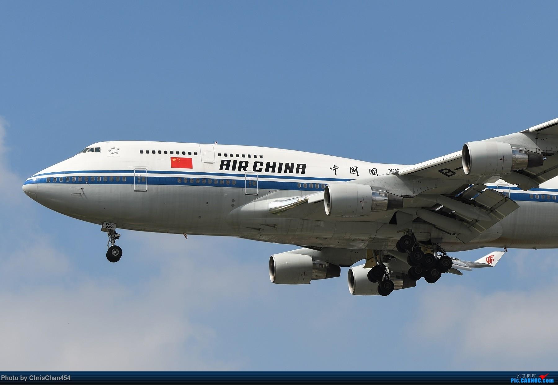 国庆虹桥,终于拍到2447! BOEING 747-400 B-2447 中国上海虹桥国际机场