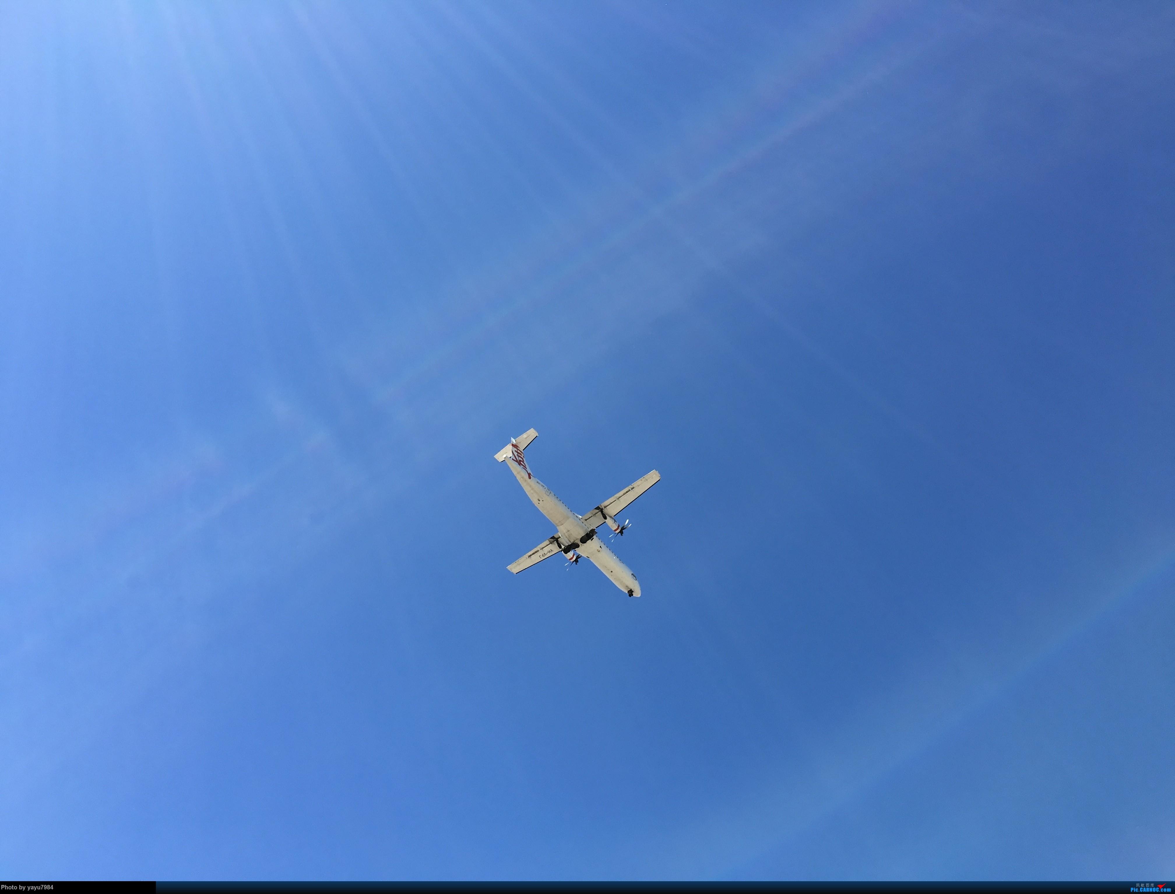 Re:[原创][SYD] 久违的南向起降,纪录16R拍机之行 ATR-72 VH-VPJ 澳大利亚悉尼金斯福德·史密斯机场