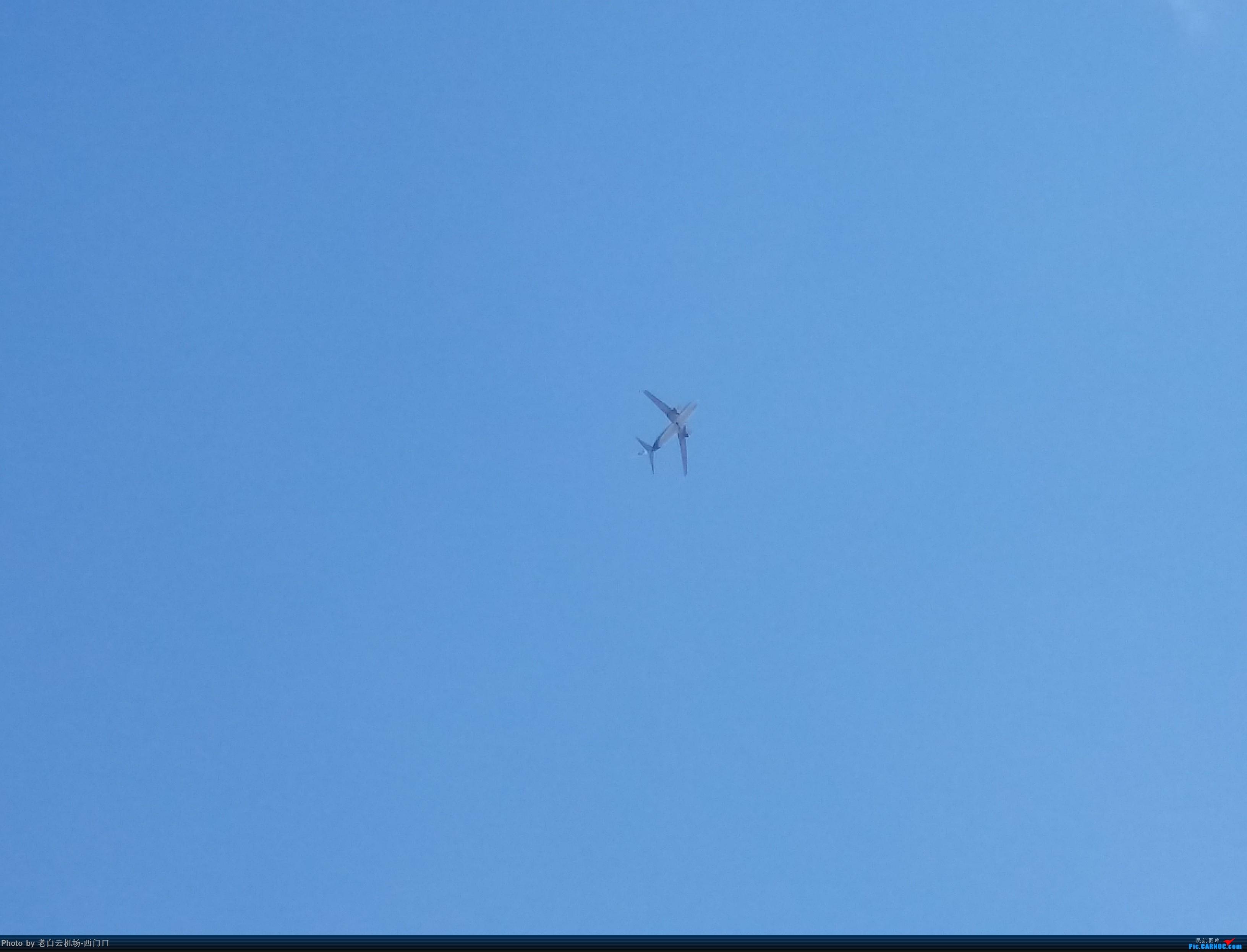 Re:[原创]我的拍飞机心情(广州) AIRBUS A320-200 不明 中国广东省广州市荔湾区西门口广场上空