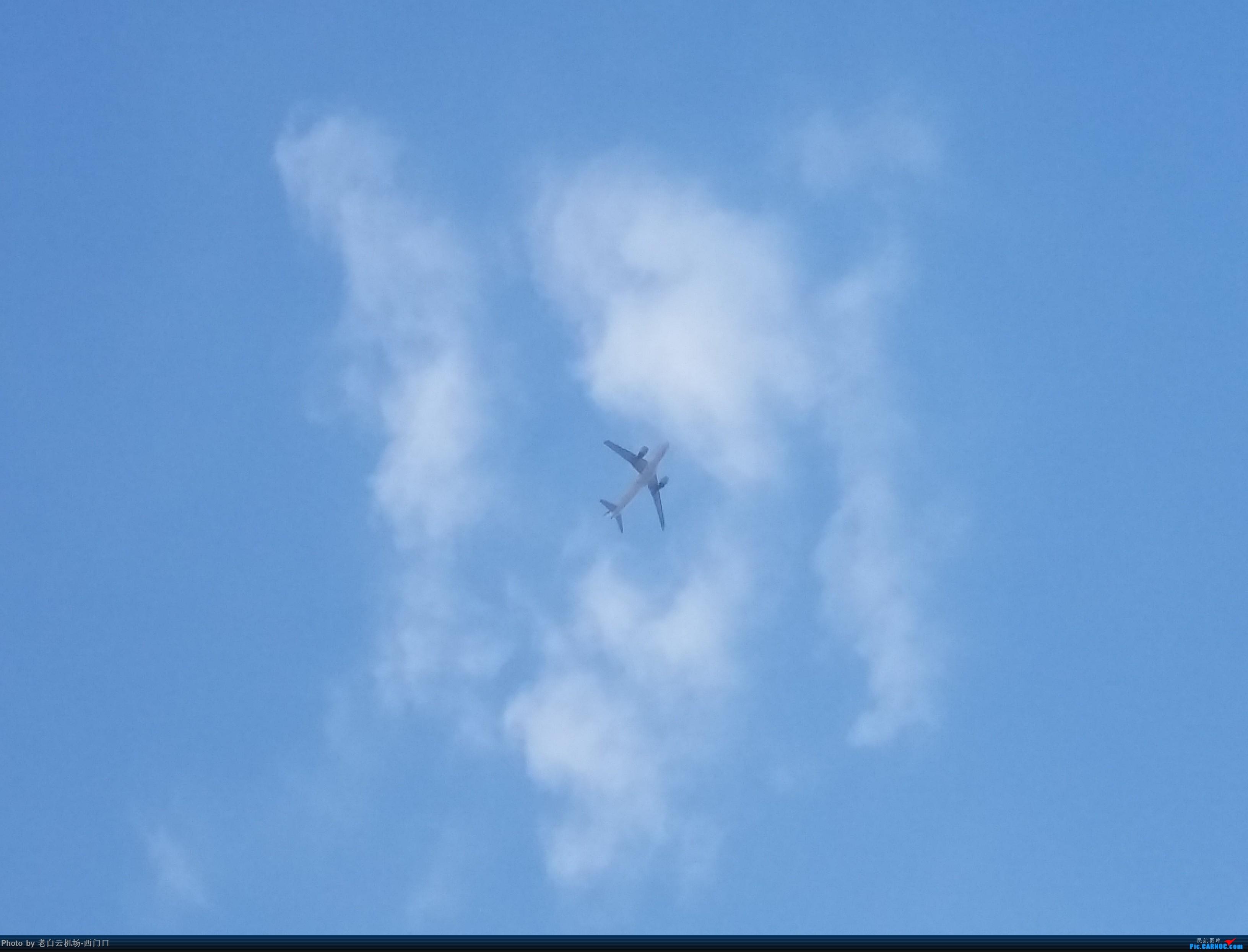 Re:[原创]我的拍飞机心情(广州) AIRBUS A330-300 不明 中国广东省广州市荔湾区西门口广场上空