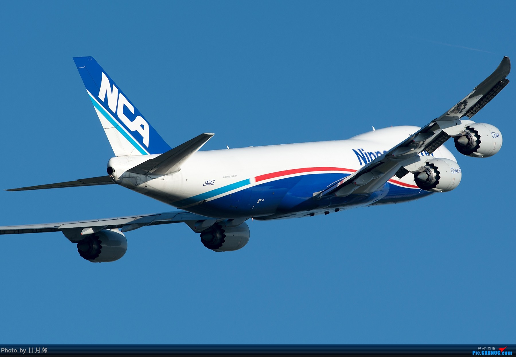 Re:能发贴了,来个PVG 起飞重型一组 BOEING 747-8  中国上海浦东国际机场