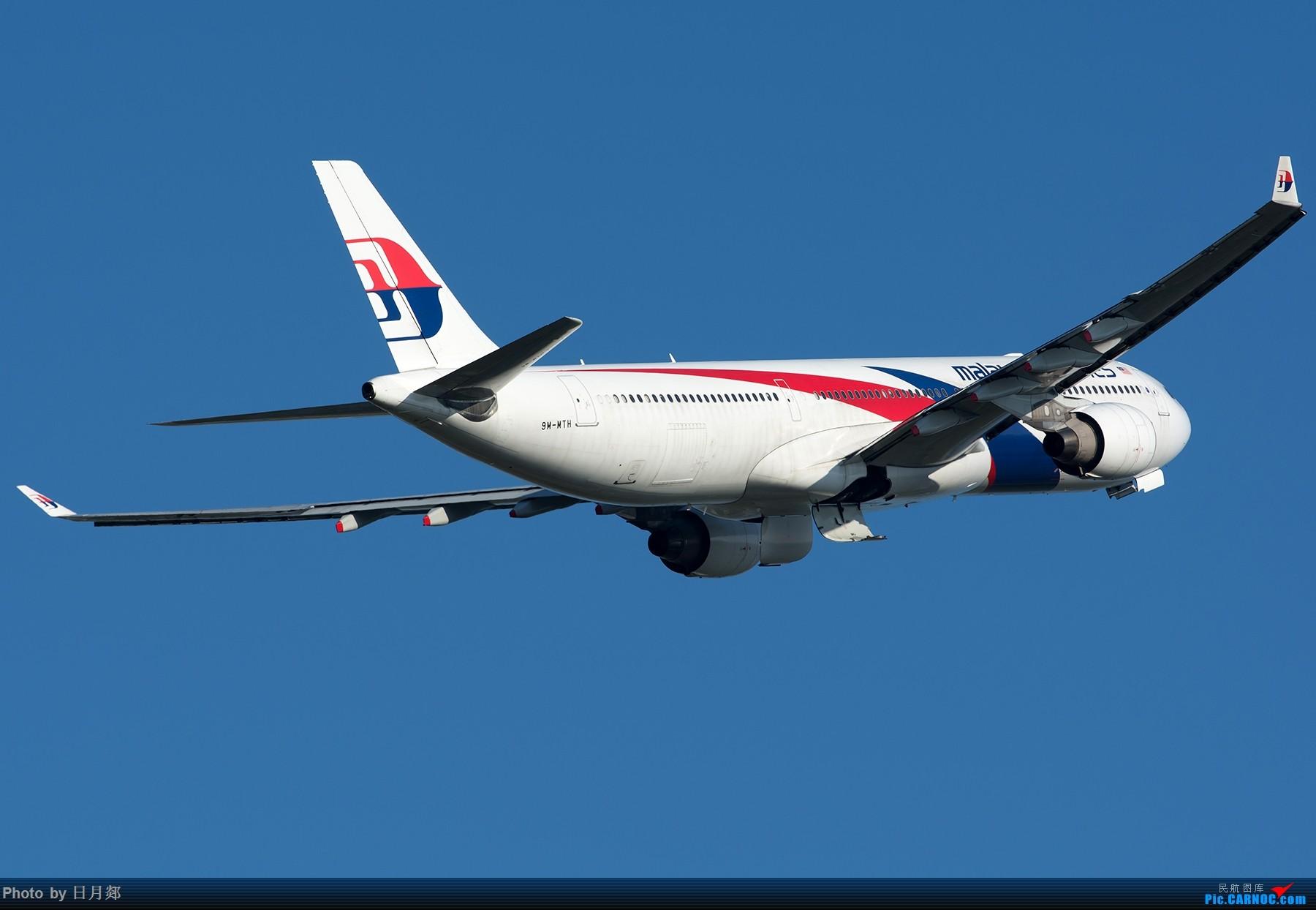 Re:[原创]能发贴了,来个PVG 起飞重型一组 AIRBUS A330-300  中国上海浦东国际机场