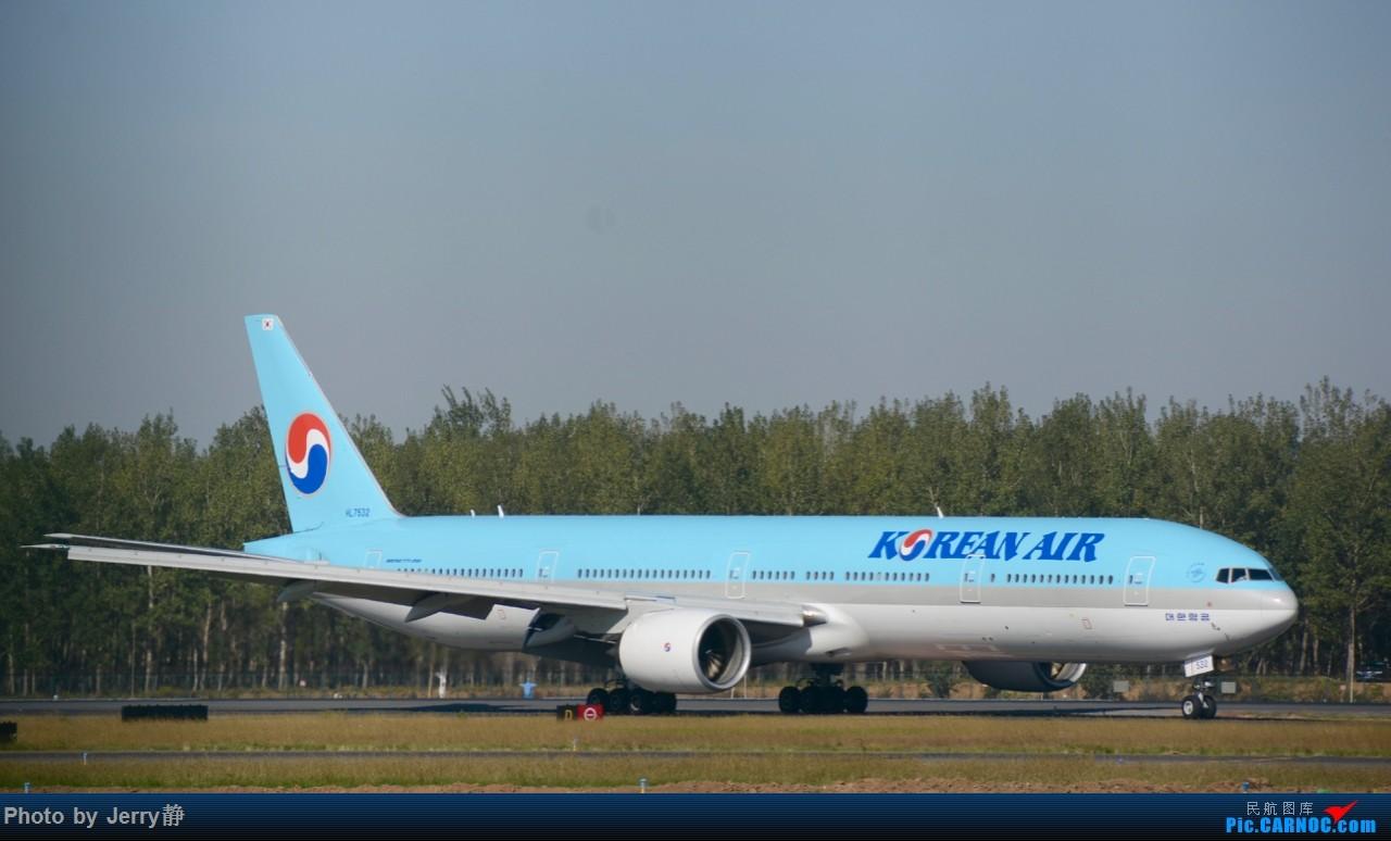Re:[原创][SHE]沈阳桃仙机场,2017年国庆后拍机 BOEING 777 HL 7532 沈阳桃仙国际机场