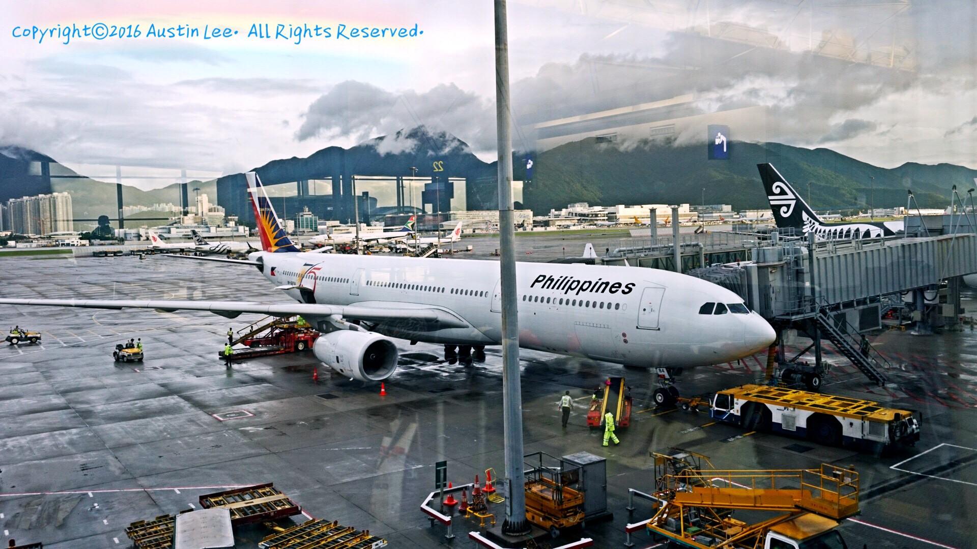 Re:[原创]论坛修复后第一波~三年来旅游途中的拍机精选~ AIRBUS A330-343 RP-C8784 中国香港国际机场