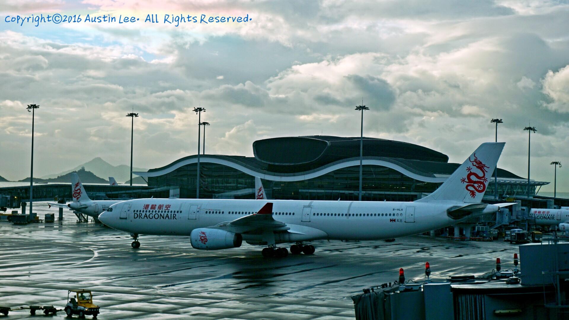 Re:[原创]论坛修复后第一波~三年来旅游途中的拍机精选~ AIRBUS A330-3432 B-HLK 中国香港国际机场