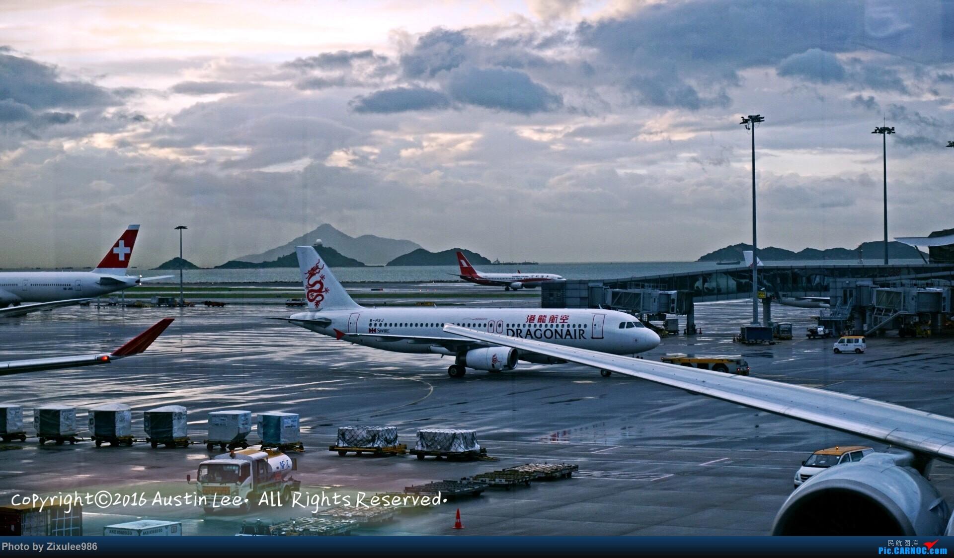 Re:[原创]论坛修复后第一波~三年来旅游途中的拍机精选~不定时更新 AIRBUS A320-232 B-HSJ 中国香港国际机场