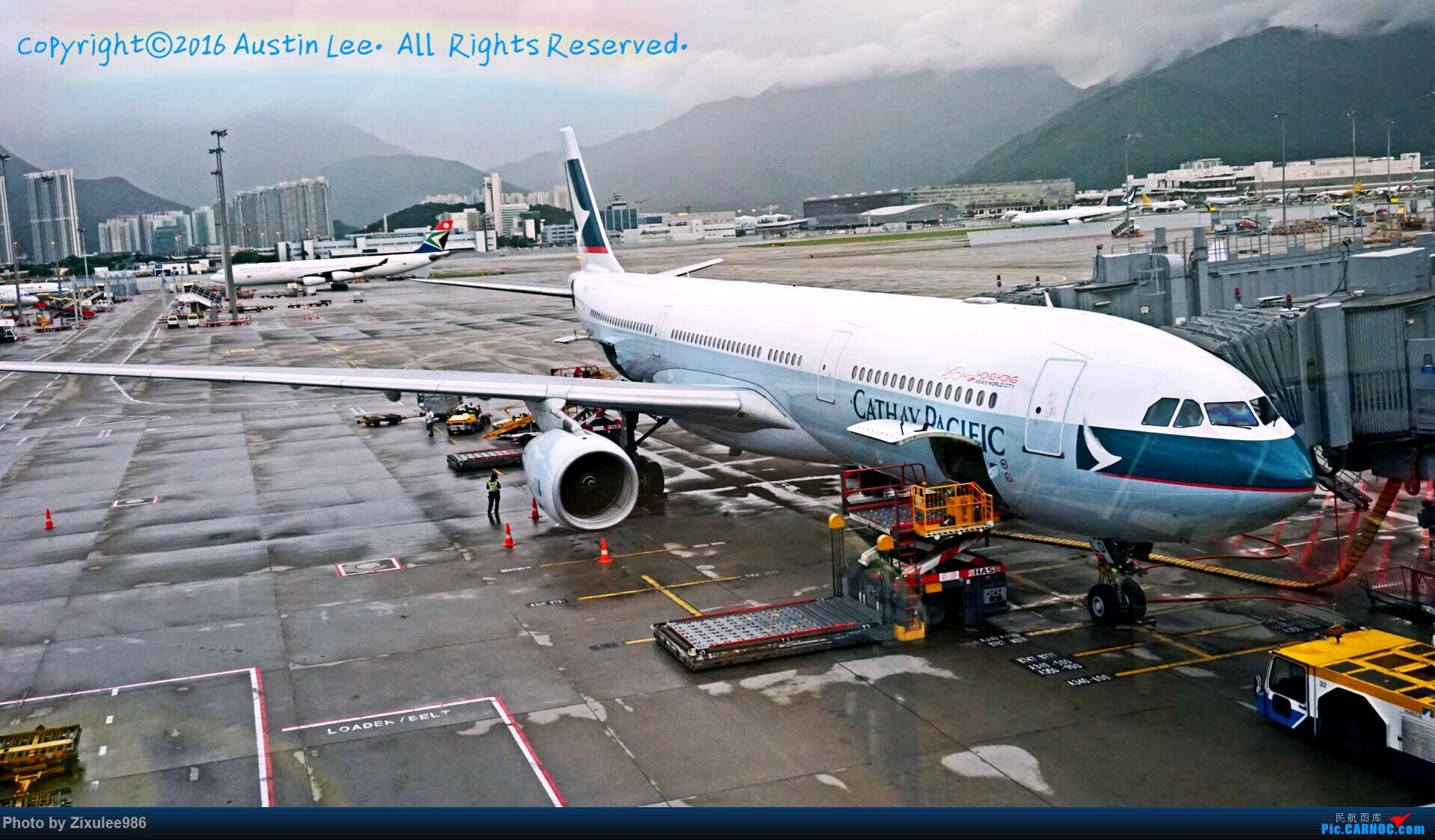Re:[原创]论坛修复后第一波~三年来旅游途中的拍机精选~不定时更新 AIRBUS A330-343 B-HLO 中国香港国际机场