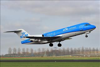Re:【AMS】告别老朋友,KLM Fokker-70退役纪念帖
