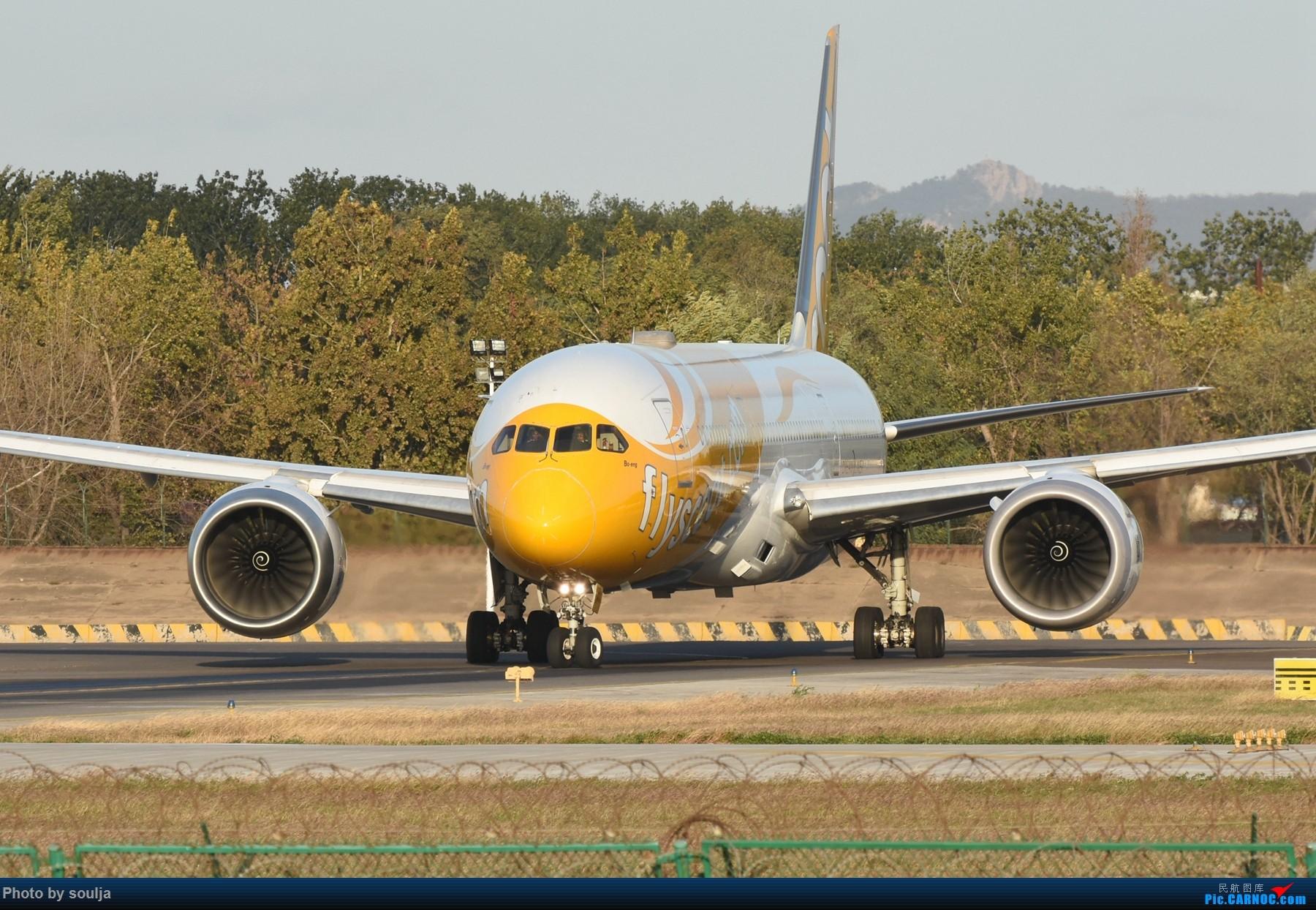 Re:[原创]TAO蹲35,见证首航用途牛首航悉尼 B787-9  中国青岛流亭国际机场