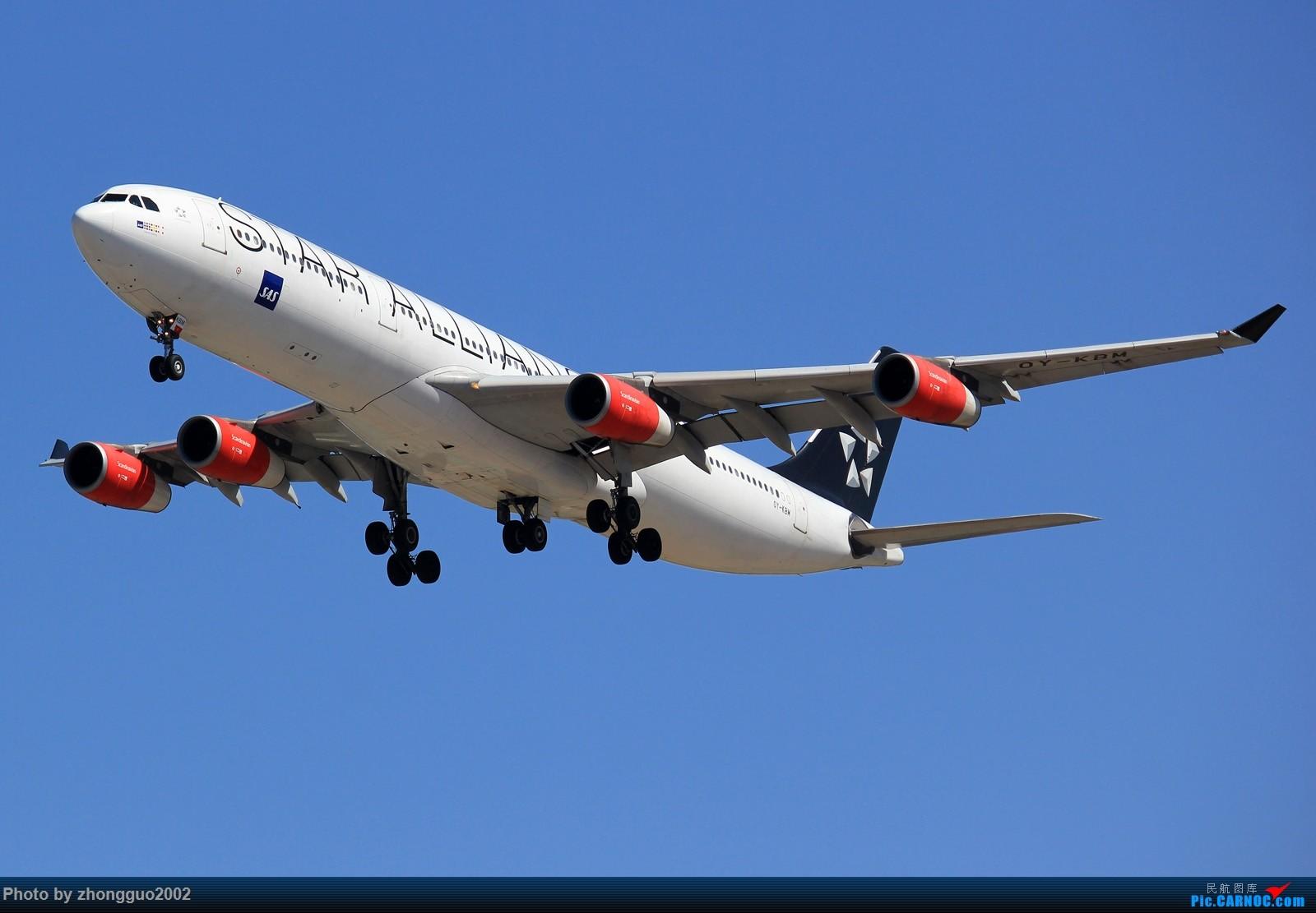 [原创]怀念北京这个夏天 AIRBUS A340-300  中国北京首都国际机场